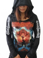 Blind Guardian Heavy Metal  DIY Light-Weight Hoodie Jacket Top Shirt