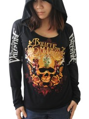 Bullet For My Valentine Heavy Metal  DIY Light-Weight Hoodie Jacket Top Shirt