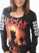 Deicide Heavy Metal  DIY Light-Weight Hoodie Jacket Top Shirt
