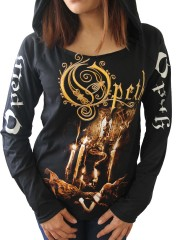 Opeth Heavy Metal  DIY Light-Weight Hoodie Jacket Top Shirt