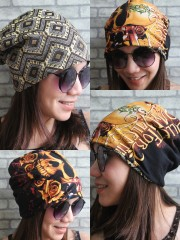 Bullet For My Valentine Hipster Gypsy Reversible Beanie Cap Hat