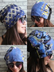 Megadeth Hipster Gypsy Reversible Beanie Cap Hat