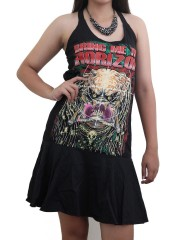 Bring Me The Horizon Metal Rock DIY Halter Dress Top