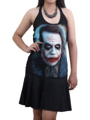 Joker Bat Man Dark Knight DIY Halter Dress Top