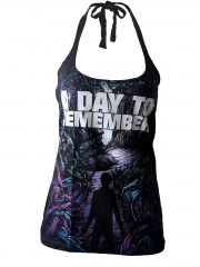 A Day To Remember Metal Punk Rock Metal Rock Rock DIY Sexy Halter Tank Top Shirt