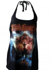 Blind Guardian Metal Rock DIY Sexy Halter Tank Top Shirt