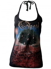 Opeth Goth Metal Rock Rock DIY Sexy Halter Tank Top Shirt