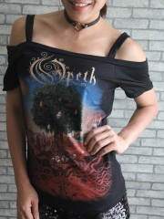 Opeth Goth Metal Rock DIY Sexy Tee Tank Top Shirt