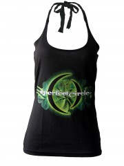 A Perfect Circle Metal Rock DIY Sexy Halter Tank Top Shirt